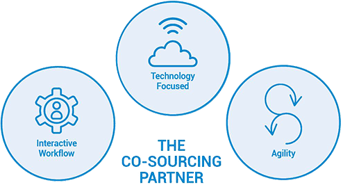 The Co-Sourcing Partner