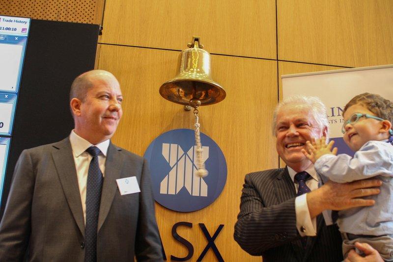 MainstreamBPO Chairman and CEO Byram Johnston and FundBPO CEO Martin Smith